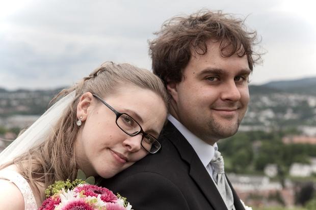 Kjersti and Dave